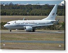 Boeing 737-7dt Acrylic Print
