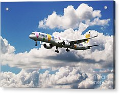 Boeing 757 Condor Airlines Acrylic Print