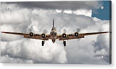 Boeing Inbound Acrylic Print