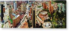 Bogota Colombia Acrylic Print