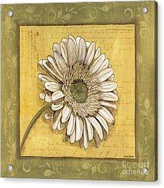 Bohemian Daisy 1 Acrylic Print by Debbie DeWitt