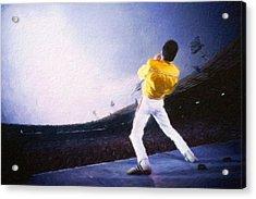 Bohemian Rhapsody Acrylic Print by Vincent Monozlay