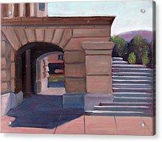 Boise Capitol Building 04 Acrylic Print