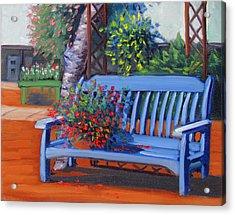 Boise Edwards Nursery Acrylic Print