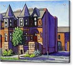 Boise  Idaho St Acrylic Print