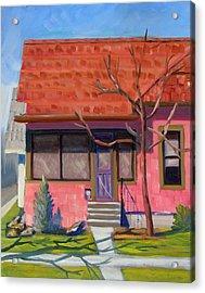 Boise Ridenbaugh St 02 Acrylic Print