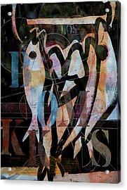 Bokkoms Acrylic Print