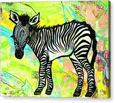 Bold And Bright Acrylic Print