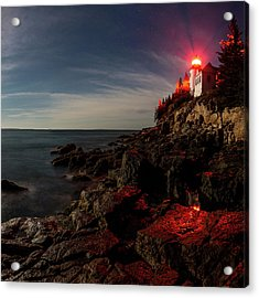 Bold Beacon Acrylic Print by Brent L Ander