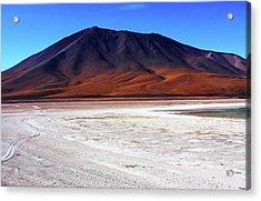 Bolivian Altiplano, South America Acrylic Print by Aidan Moran
