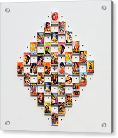 Bollywood On A Mathbox 2 Acrylic Print