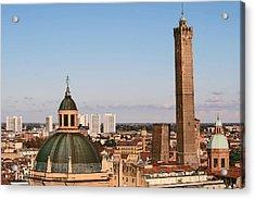 Acrylic Print featuring the photograph Bologna by Martina Uras