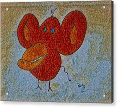 Bombo Acrylic Print