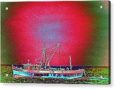 Bonaker Acrylic Print