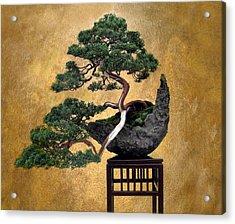 Bonsai 3 Acrylic Print