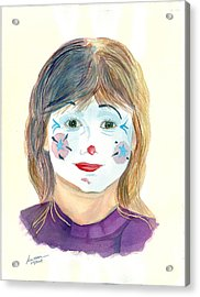 Bonsette - IIi  Inner Child Acrylic Print by Joel Deutsch