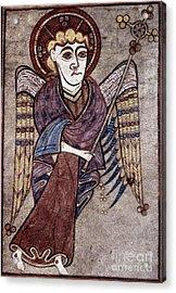 Book Of Kells: St. Matthew Acrylic Print