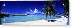 Bora Bora South Pacific Acrylic Print