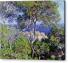 Bordighera Acrylic Print by Claude Monet