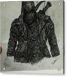 Bored Acrylic Print