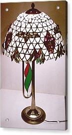 Boris Godunov Lamp Acrylic Print by Greg Gierlowski