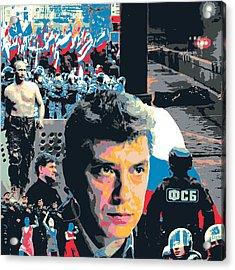 Boris Nemtsov Acrylic Print