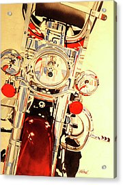 Born To Be Wild Acrylic Print