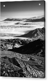 Acrylic Print featuring the photograph Borrego Valley II by Alexander Kunz