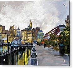 Boston IIi 483 I Acrylic Print