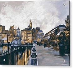 Boston IIi 483 II Acrylic Print