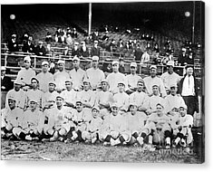 Boston Red Sox, 1916 Acrylic Print by Granger