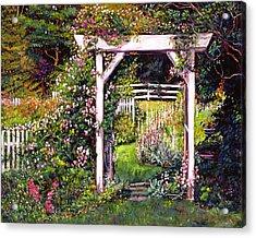Botanical Paradise Acrylic Print
