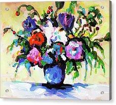 Botanical Still Life #1 Acrylic Print