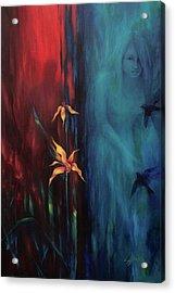 Botany Of Desire Acrylic Print