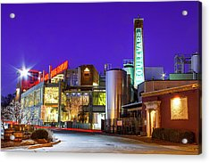 Boulevard Brewing Kansas City Acrylic Print