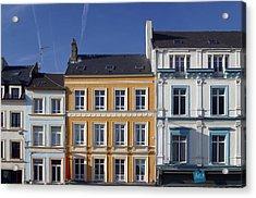 Boulogne Skies Acrylic Print by Jez C Self