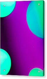 Bounce Acrylic Print by Az Jackson