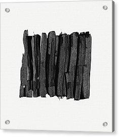 Boundaries- Art By Linda Woods Acrylic Print