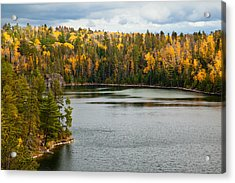 Boundary Waters Overlook Acrylic Print