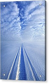 Acrylic Print featuring the photograph Boundless Infinitude by Phil Koch