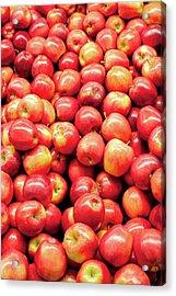 Bountiful Apples Acrylic Print by Todd Klassy