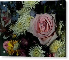 Bouquet For A Friend Acrylic Print