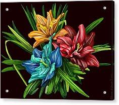 Bouquet#1 Acrylic Print