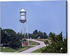 Bourbon Mo Tower Acrylic Print