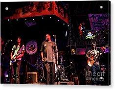 Bourbon Street Blues Band 5 Acrylic Print