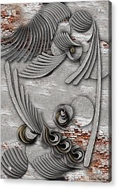 Bourgeoisie Creation Acrylic Print