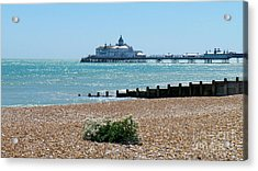Bournemouth Seaside View Acrylic Print