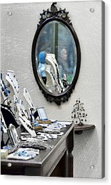 Boutique Acrylic Print by JAMART Photography