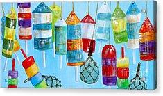 Bouys IIi Acrylic Print