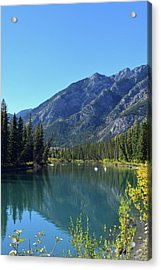 Bow River No. 2-1 Acrylic Print